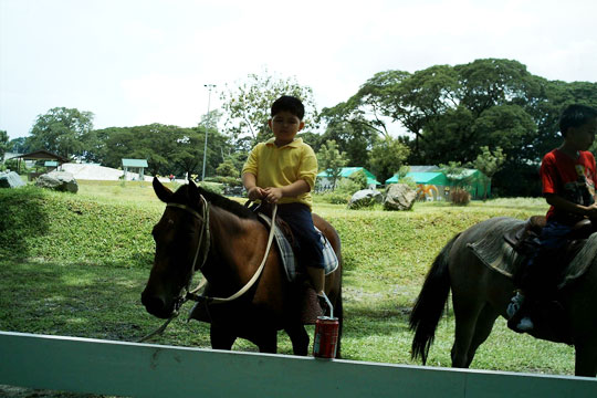 Horse-Kid