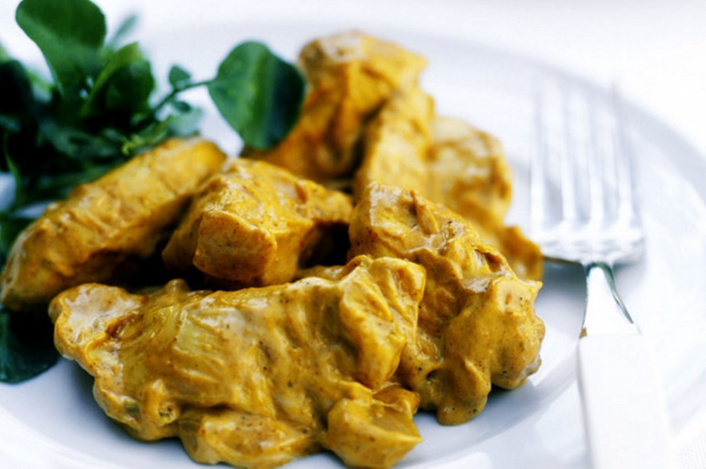 Coronation Chicken served at Clearwater Resort during Holy Week Easter Holidays