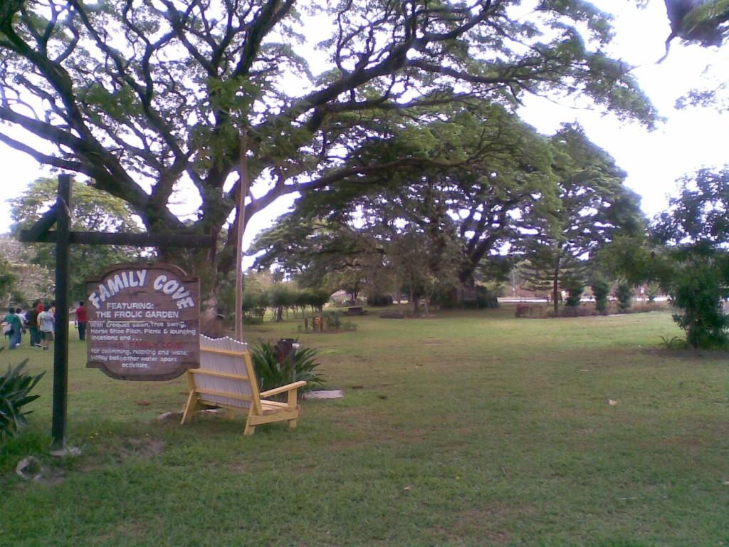 Frolic Garden at Clearwater Resort in Clark Pampanga