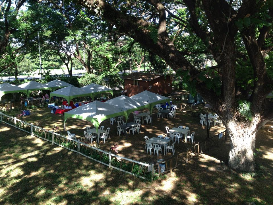 Glamping venue near Manila at Clearwater Resort Clark Pampanga