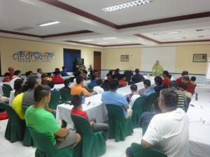 Southridge Team Building at Clearwater Resort in Pampanga