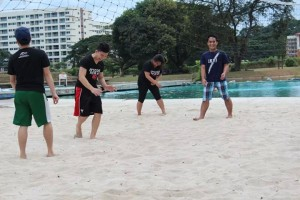 Philippine National Bank Team Building at Clearwater Resort in Pampanga
